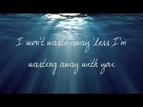 Blackbear - Waste Away (feat. Devon Baldwin) (Lyrics)
