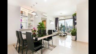 Căn hộ Rivergate 3 Phòng Ngủ nội thất sang trọng, lầu cao, view đẹp nhất Rivergate Residence