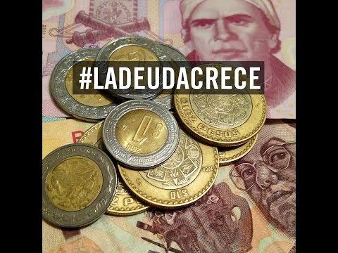 #LaDeudaCrece