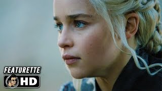 "GAME OF THRONES Official Featurette ""The Cast Remembers: Emilia Clarke"" (HD) HBO Series"