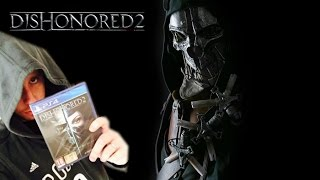 DISHONORED 2 - Unboxing in ANTEPRIMA ITALIANA (Limited & Collector