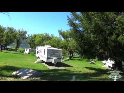 Willow Bay RV Resort & Marina  Nine Mile Falls Washington WA  CampgroundViews.com