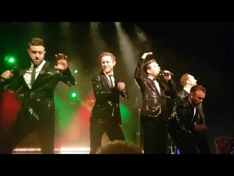 The Overtones @ Crewe 3/6/17 Bare Necessities/I Wanna Be Like You