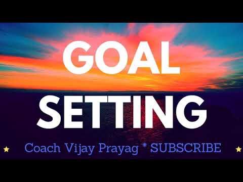 'HOW TO SET GOALS' IN TAMIL | COACH VIJAY PRAYAG | MOTIVATIONAL VIDEO