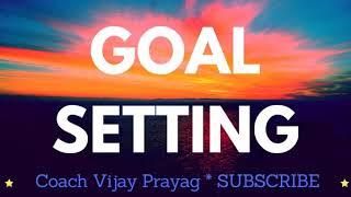 'HOW TO SET GOALS' IN TAMIL   COACH VIJAY PRAYAG   MOTIVATIONAL VIDEO