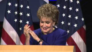 Senator Elizabeth Dole Delivers Remarks at Hidden Heroes Summit