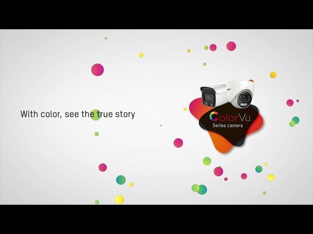 Hikvision ColorVu Camera With Color, See the True Story | Digi-Mark Solution