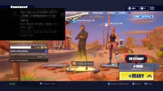 Chill Morning Stream! New Skins Ute! Play alone! (Norwegian fortnite Battle Royale)