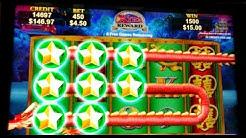 Dragon's Law ( Dragon's Victory) Slot Machine-MAX BET BONUSES