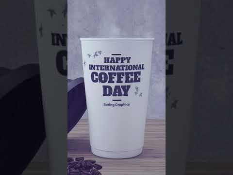 International coffee day | 09292017