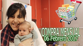 COMPRA MENSUAL 06FEB17