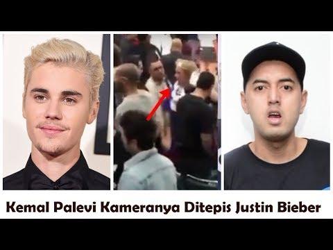 Image of Kemal Palevi Kamera-nya Ditabok Justin Bieber, Kemal Klarifikasi