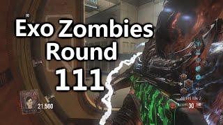Exo Zombies Round 111