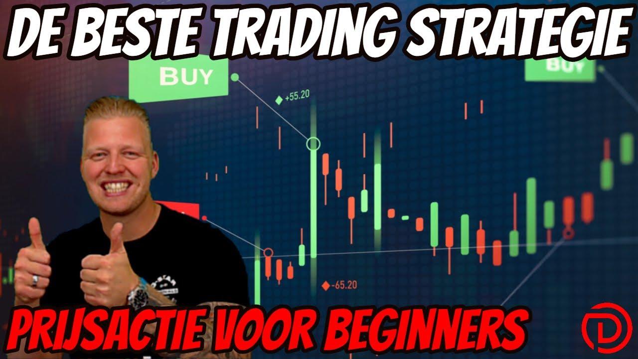 De BESTE Trading Strategie  Prijsactie voor Beginners