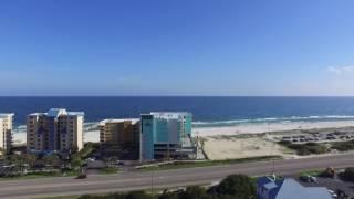 Orange Beach, Al The Tides Hotel, cotton bayou  8/16/16