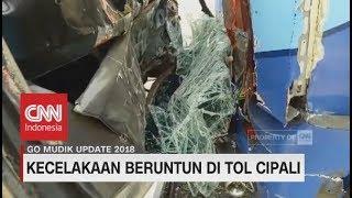 Download Video Kecelakaan Beruntun di Tol Cipali - Go Mudik Update 2018 MP3 3GP MP4