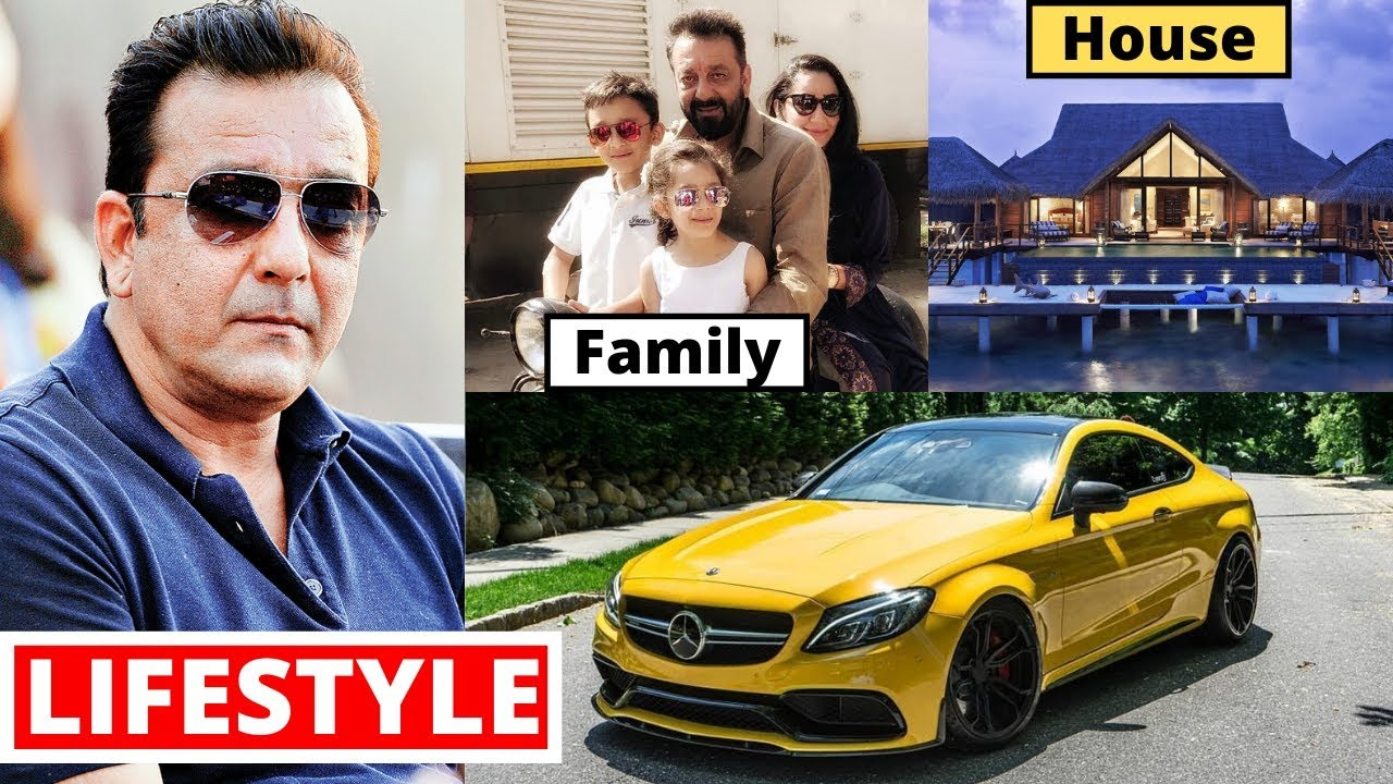 Sanjay Dutt Lifestyle 2020, Wife,Income ...