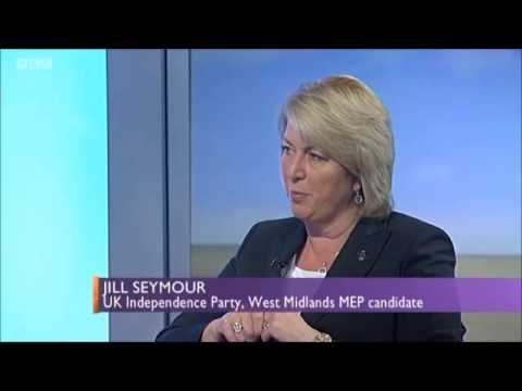 UKIP lead candidate admits that Nikki Sinclaire petition has move EU debate forward