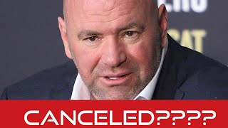 Is Dana White signaling UFC 249 cancellation?