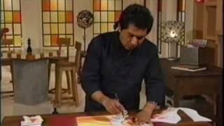Aerografia con  Alejandro Ramirez  en Utilisima Tienda de diseño- Cuadros Pintados