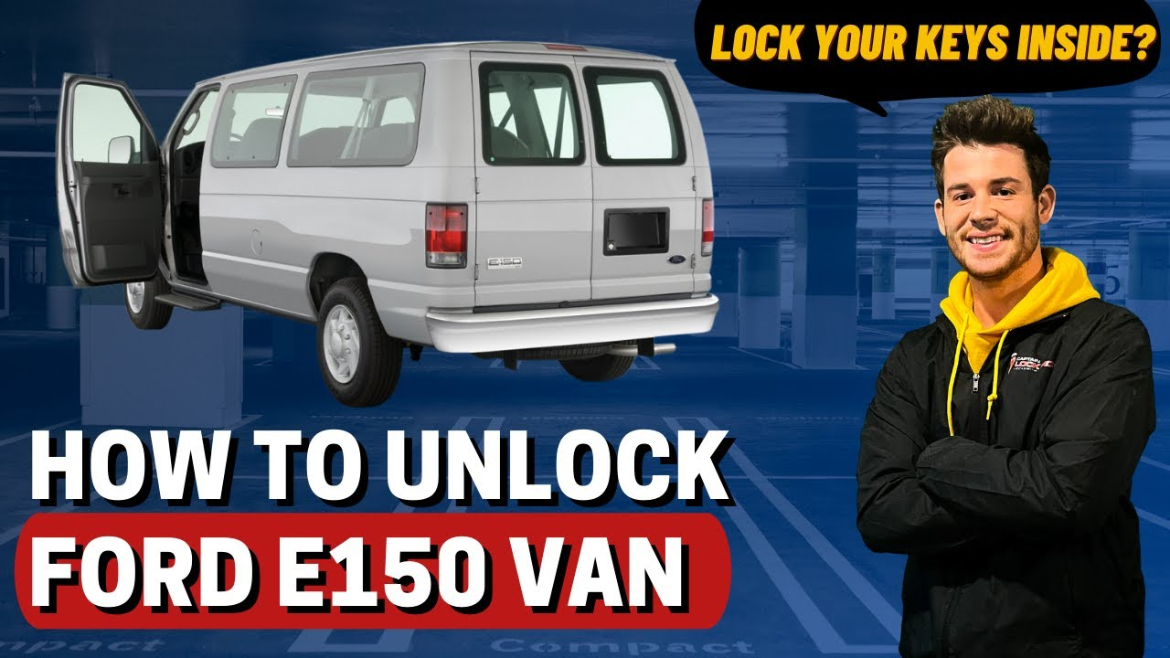How To Unlock Ford E150 Youtube