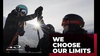 We Choose Our Limits