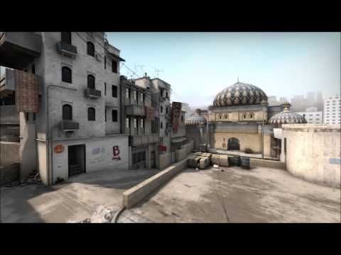 CS:GO Maps In Real Life