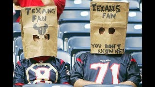 Houston is the worst city to live in if you're a pro-football fan.