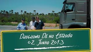 Pé na Estrada - 02/06/2013