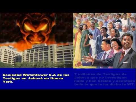 HISTORIA DE LA SOCIEDAD WATCHTOWER BIBLE & TRACT SOCIETY(ÉRASE UNA VEZ)