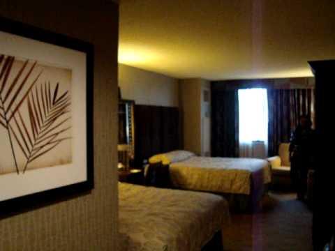 New York New York Hotel Room In Las Vegas Inside View Pov Youtube