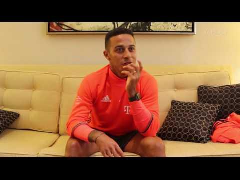 Bayern Munich stars quizzed on their teammates
