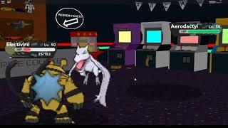 Roblox Marcuzon vs Nedryland Pokemon brick bronze rival battle (wilso games)