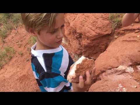 Cousin Tube Travels to Palo Duro Canyon in Texas