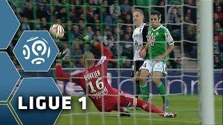 AS Saint-Etienne - FC Metz (1-0)  - Résumé - (ASSE - FCM) / 2014-15