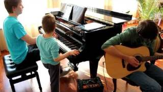 Green Day - 21 guns (piano and guitar cover)