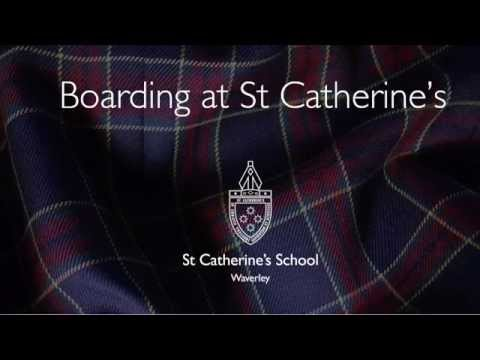 Boarding at St Catherine's School Waverley