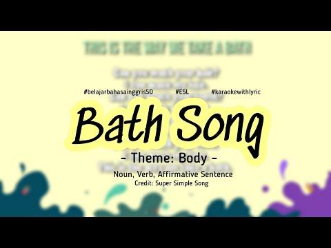 """lagu-bahasa-inggris-sd,-tema-""""body"""""""