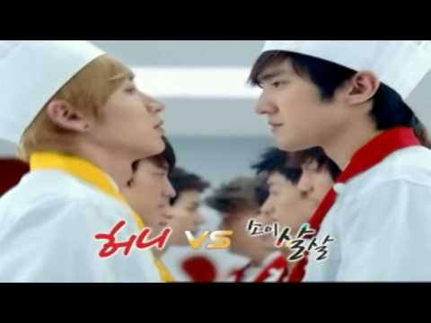 [CF] Super Junior Kyochon Chicken 30s [HD]