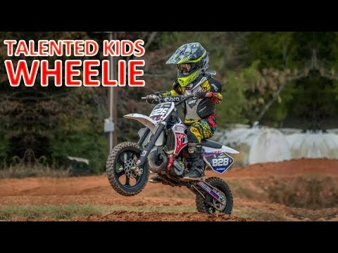 Wheelie Kids On Motorcycles And Quads (2018)