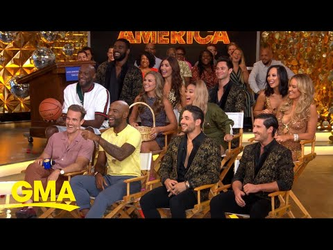 Kobi - The Next Dancing With The Stars Cast Revealed!