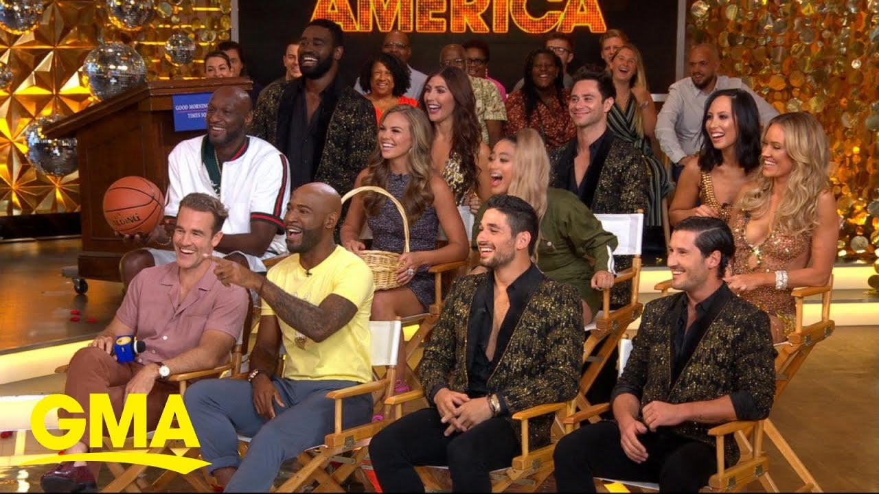'Dancing With the Stars' 2019: Hannah Brown, Karamo Brown, Lamar Odom and more to compete on new season