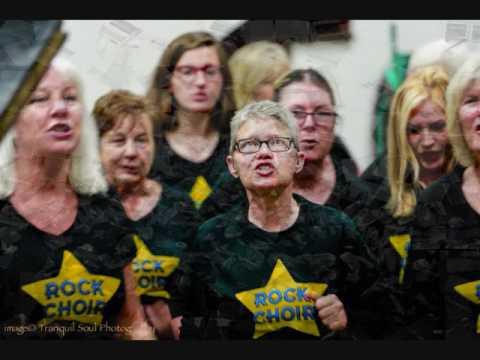 Dorset Rock Choir @ Abbey Road 2017