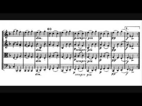 Ludwig van Beethoven - String Quartet No. 16, Op. 135
