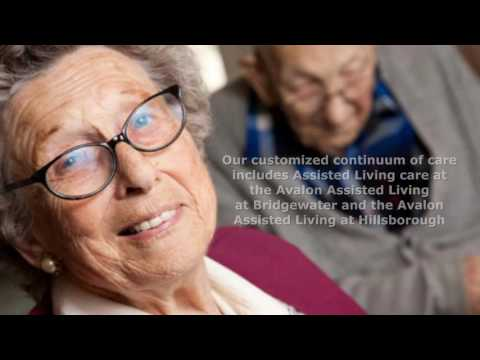 Senior Health Care and Assisted Living Facility in NJ (908.707.8800)