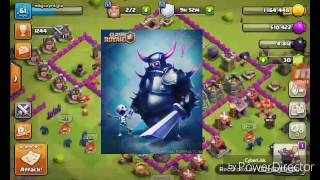 Clash of Clans #1 P.EK.K.A Challeng [OPIS]