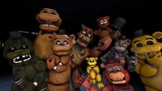 [SFM FNAF] Let's Pose: We Are The Freddy's