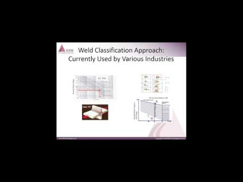 EDS Technologies - Webinar on fe safe : VERITY   A WELD life prediction tool