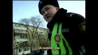 видео Изъятие водительского удостоверения сотрудником ГИБДД