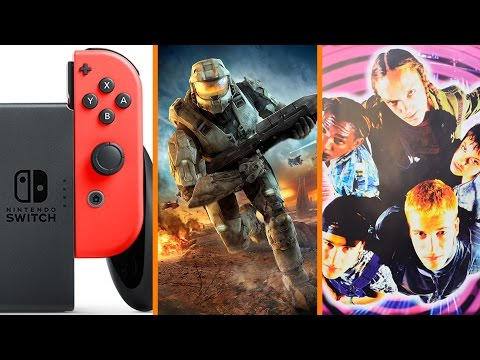 PC Streaming to Nintendo Switch? + Bad News for Halo Fans + Massive Ransomware ATTACK - The Know